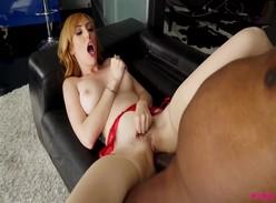 Video pornô do redtube brasil com ruiva tarada por negão colocando +1 na coleção