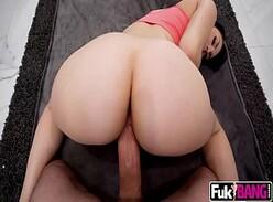 Redetube.com gostosa rabuda no porno amador HD